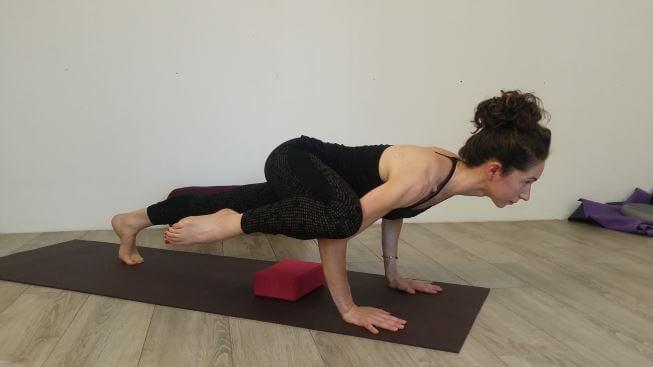 Magali Professeure de Yoga et Pilates