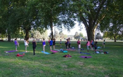 Yoga Plein Air 23 août