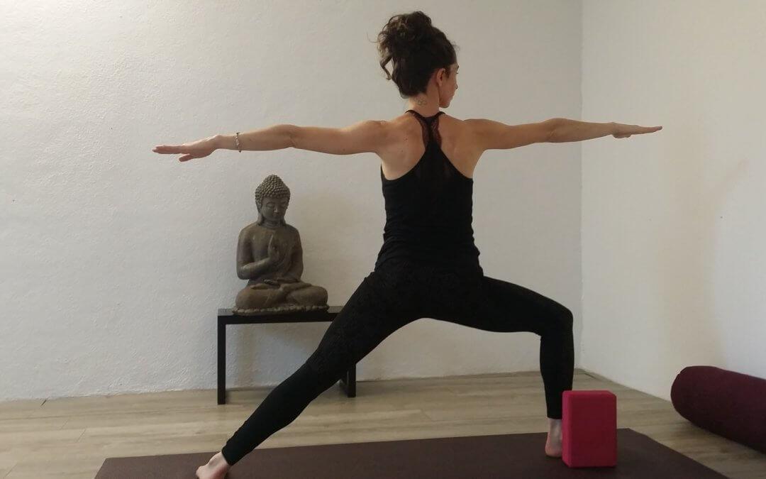 Atelier Yoga samedi 9 novembre 2019
