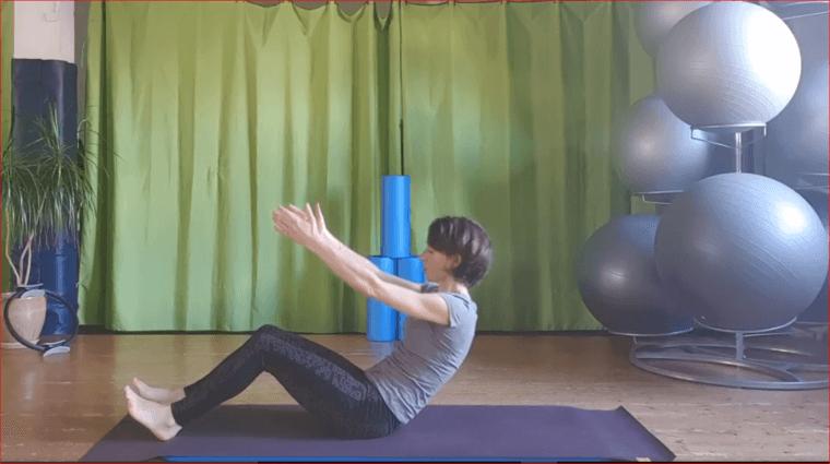 Vidéo : Séance Pilates par Magali