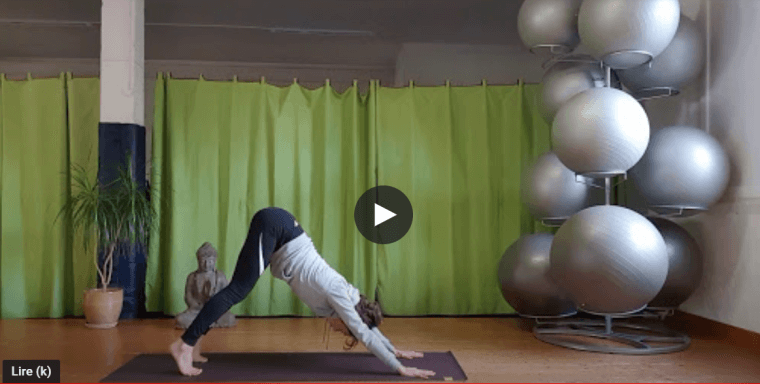 Vidéo : Séance Yoga par Magali
