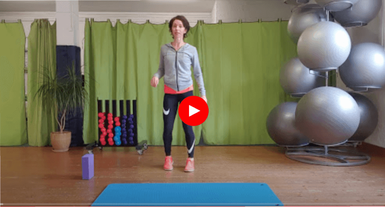 Vidéo : Séance Toni Pilates par Magali
